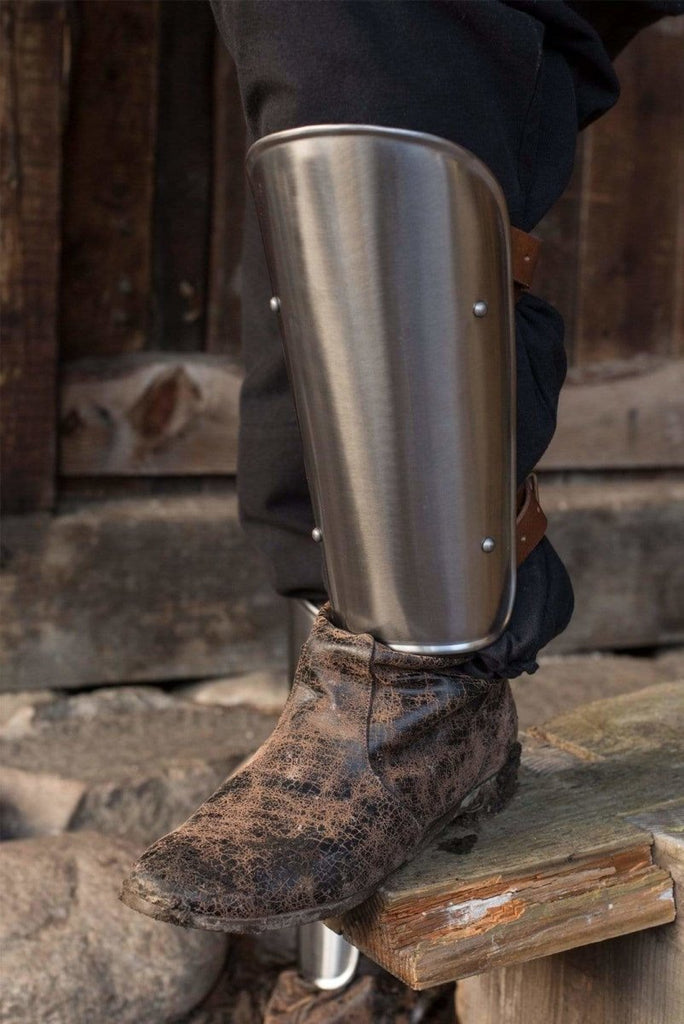 RFB Greaves - Polished Steel