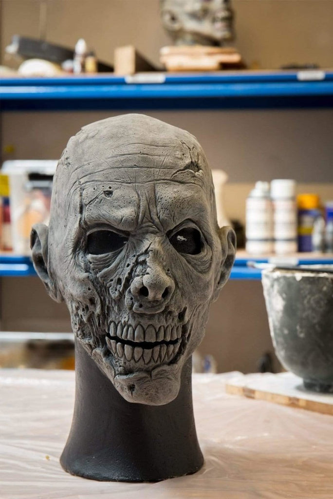 Scarface Zombie Mask, Unpainted