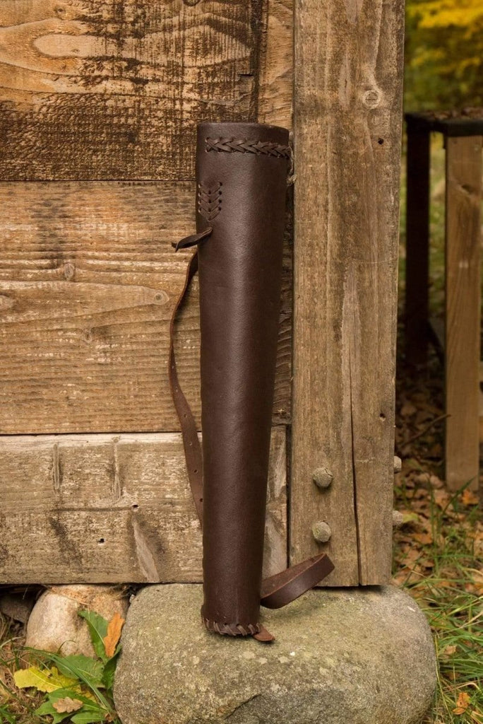 Small Hunter Quiver, Brown