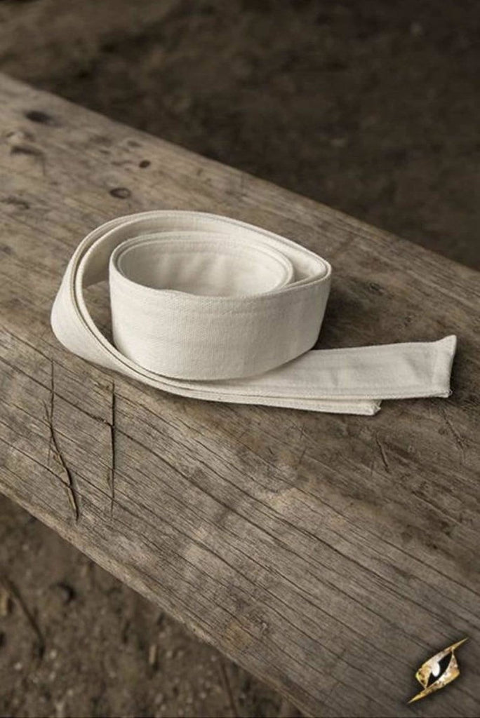 Soft Cotton Belt, Natural