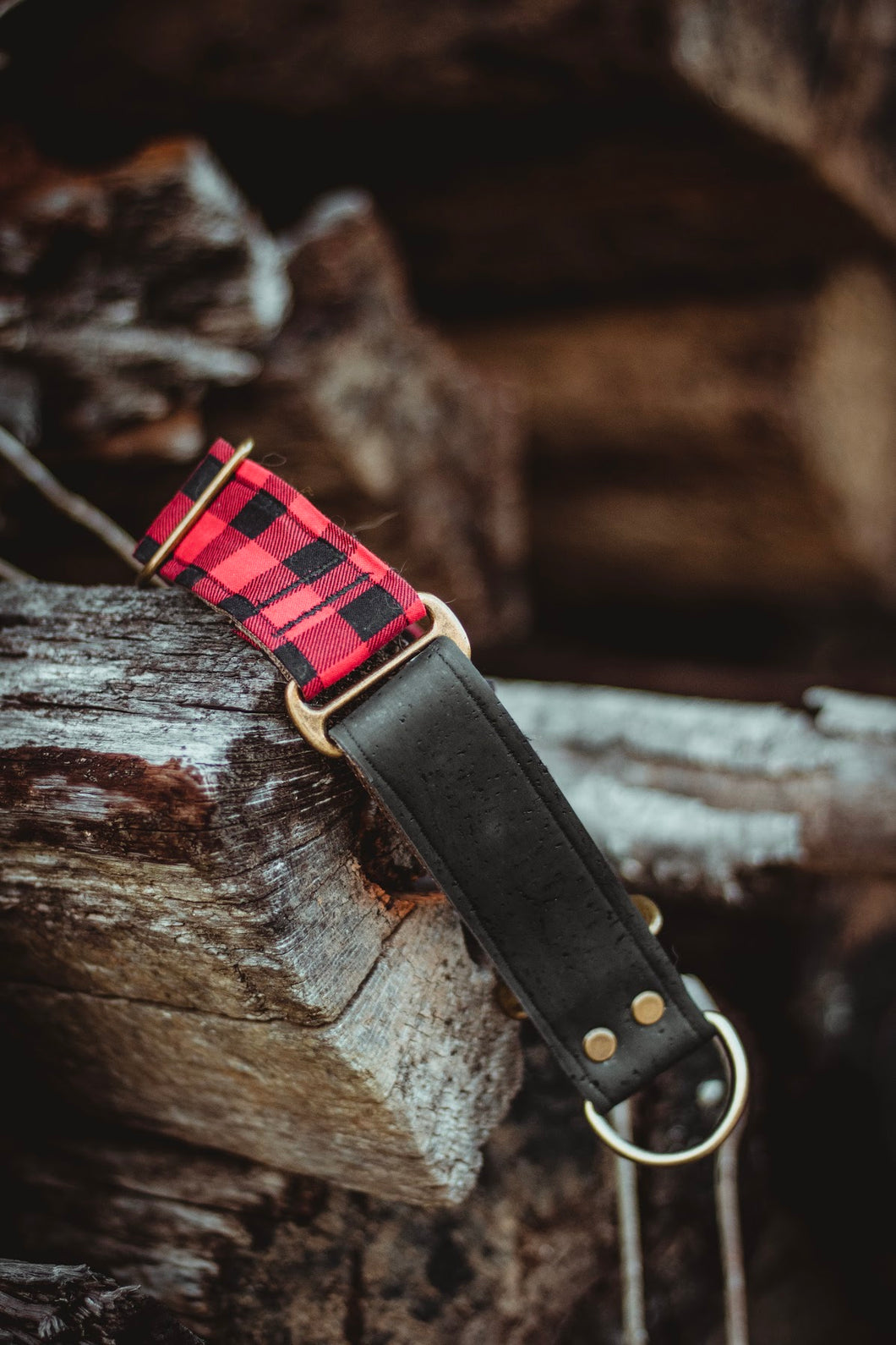 Lumber Jack Pet Collar