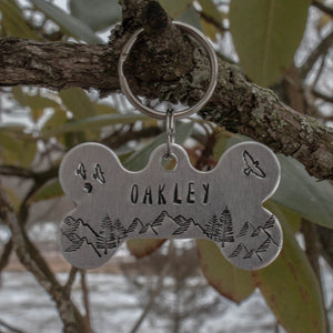 Kea Dog Tag