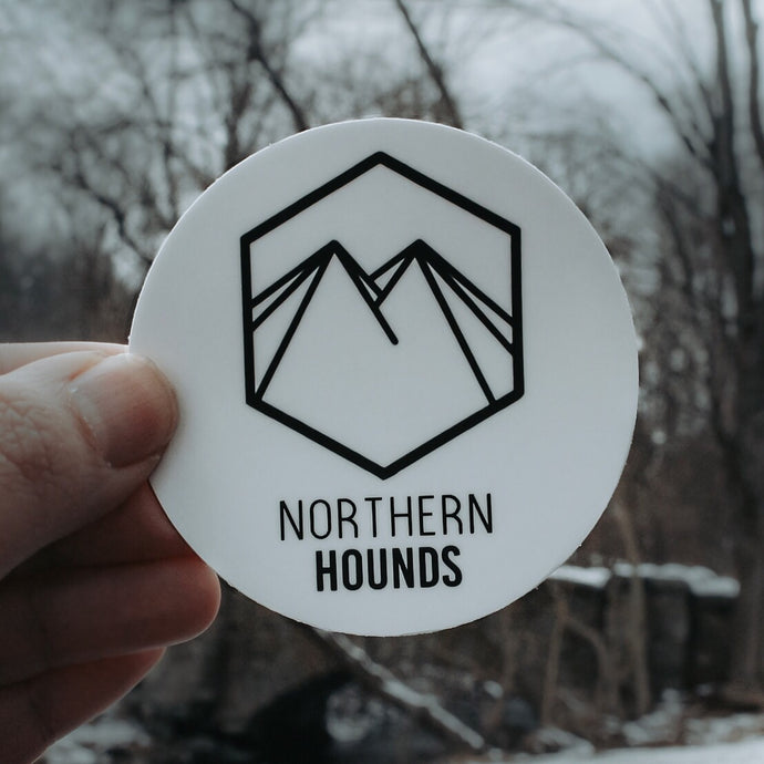Northern Hounds Sticker