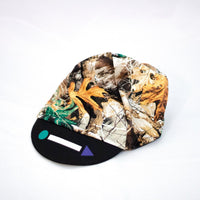 Woodsy 4-panel cap