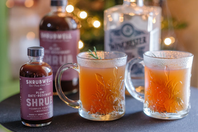 Plum Hot Toddy