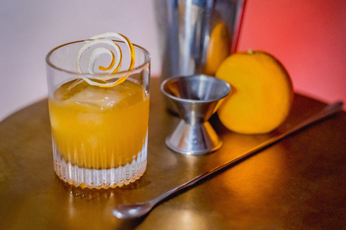 Shrubwell Old Fashioned