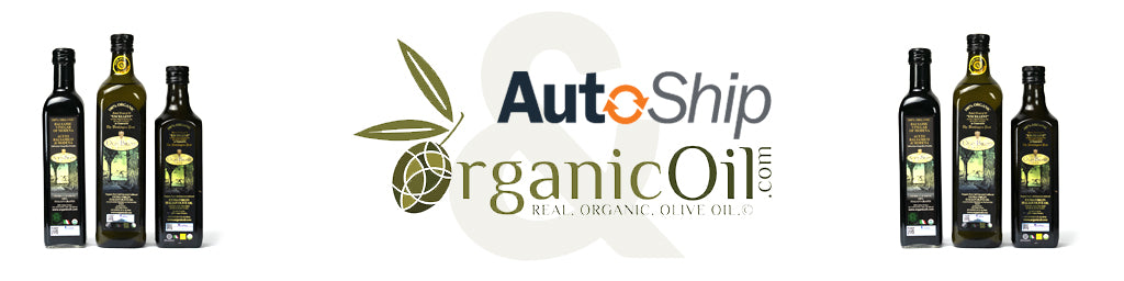 OrganicOil.com AutoShip Subscriptions | Save 15% plus set it and forget it | Only on Organic Oil