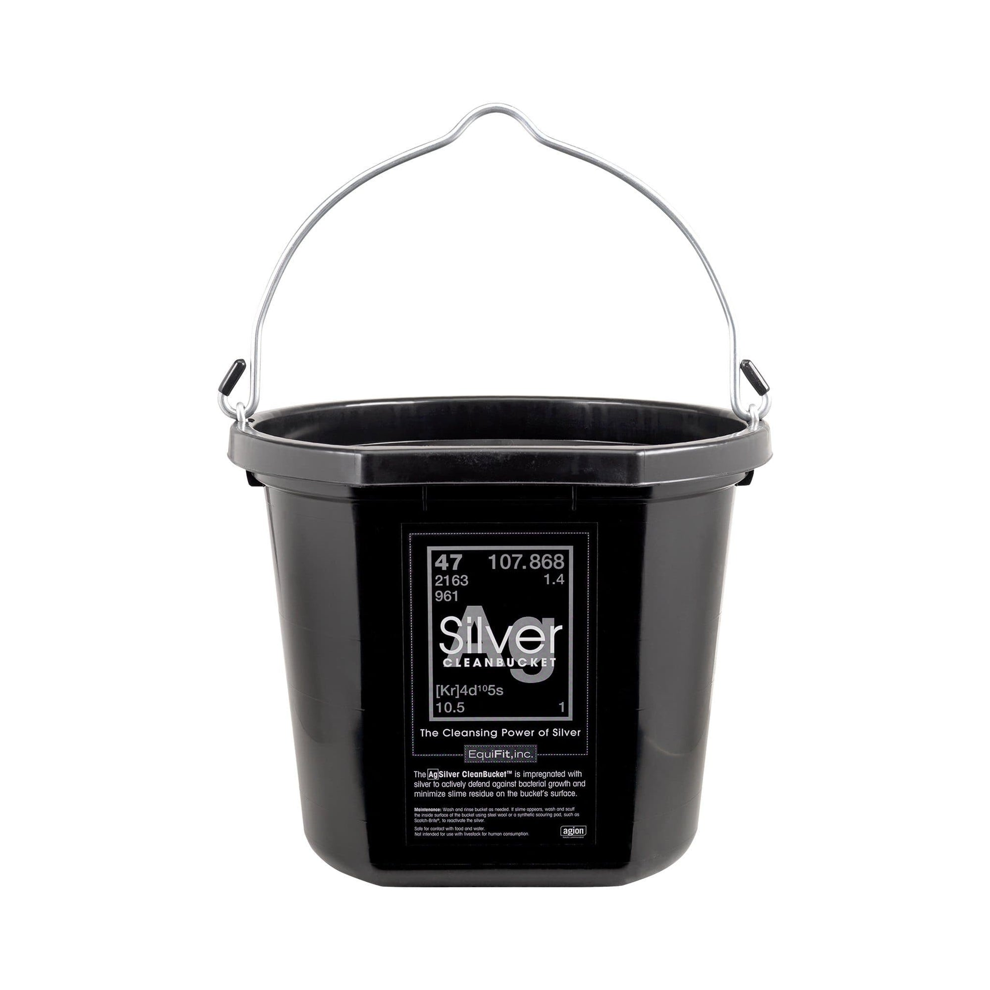 AgSilver CleanBucket™