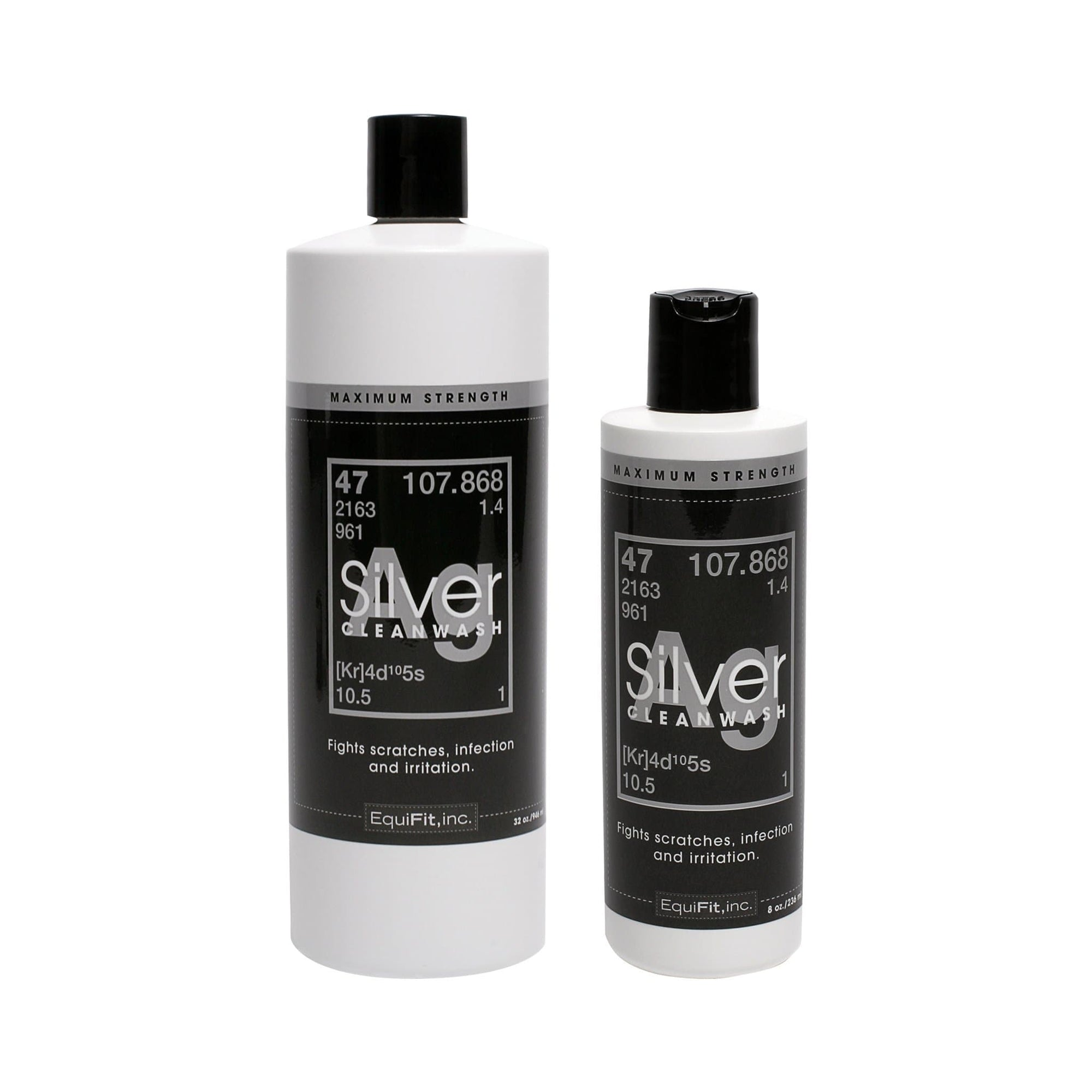 AgSilver Maximum Strength CleanWash™