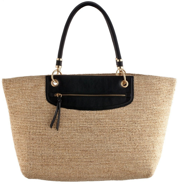 Coco Bag Natural/Black