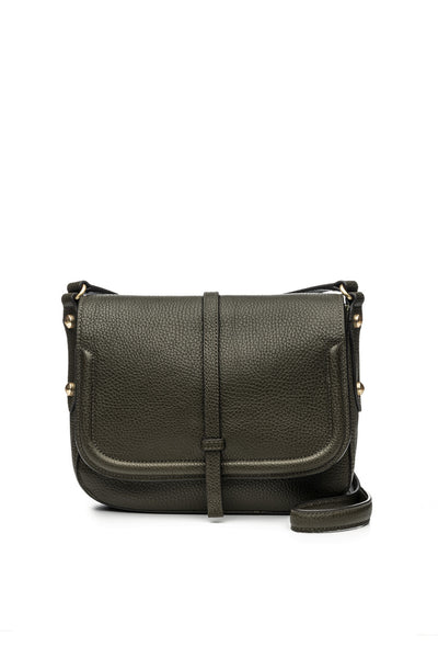 Allisyn Saddle Bag Olive