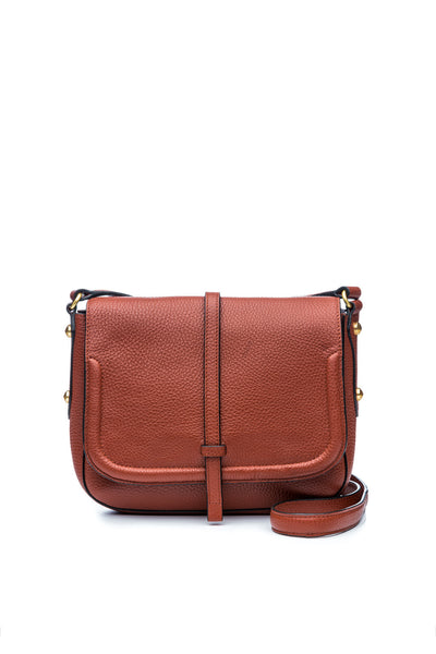 Allisyn Saddle Bag Rust