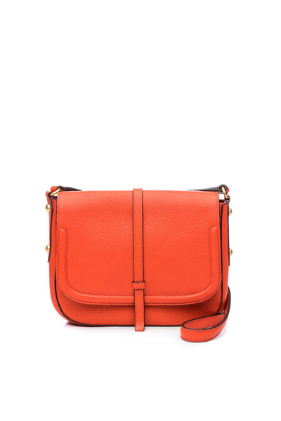 Allisyn Saddle Bag Coral