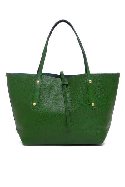 Small Isabella Tote Forest
