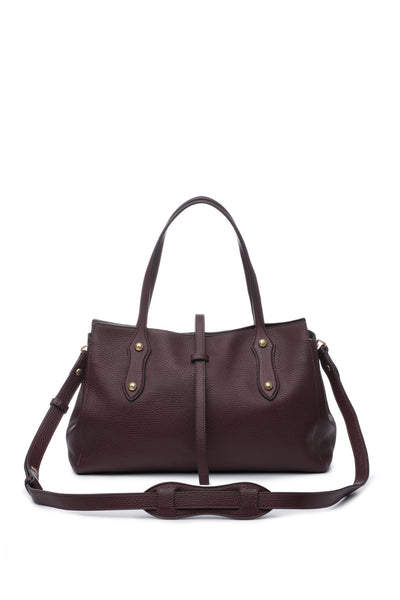 Billy Satchel Bordo