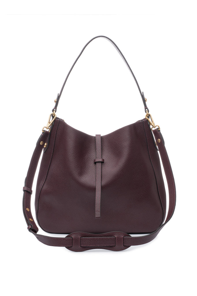 Brooke Hobo Bordo