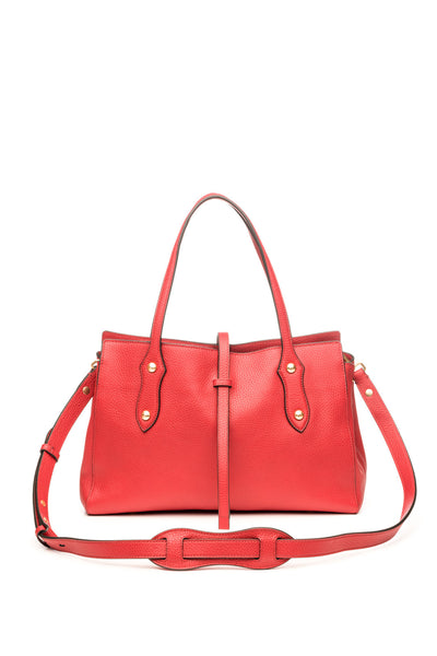 Billy Satchel Scarlet