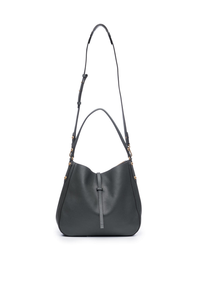 Brooke Hobo Anthracite