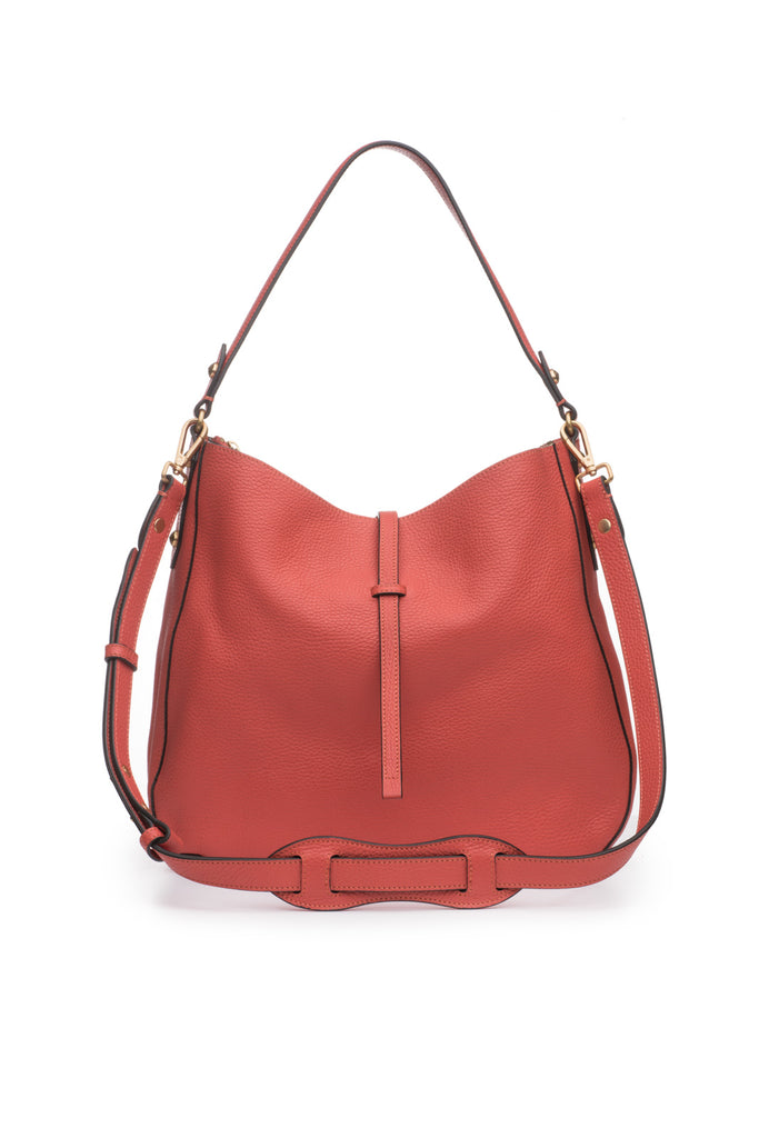 Brooke Hobo Rouge