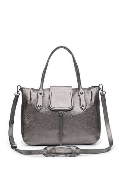 Camilla Satchel in Anthracite