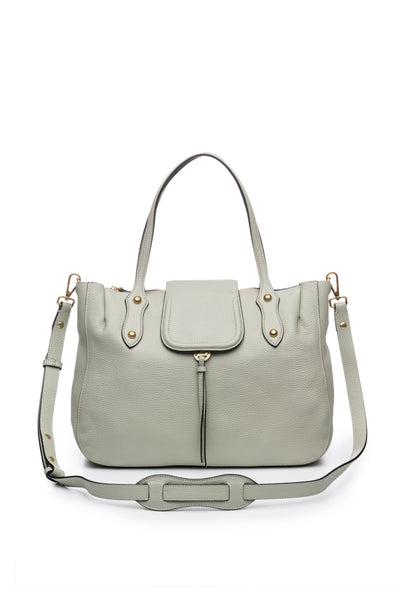 Camilla Satchel in Dove