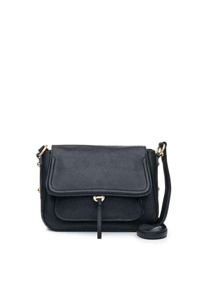 Cece Messenger in Black