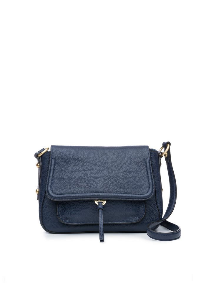 Cece Messenger in Navy