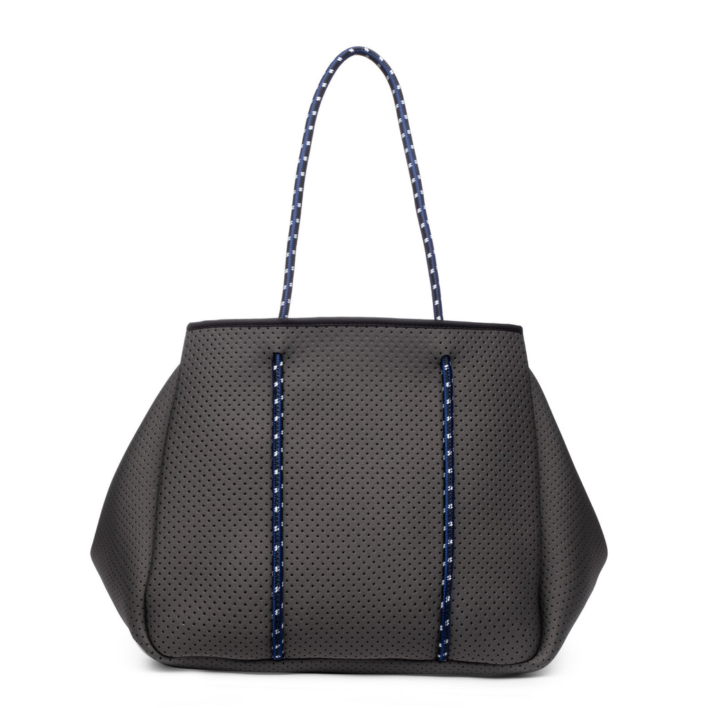 Sporty Spice Charcoal with Cobalt Straps