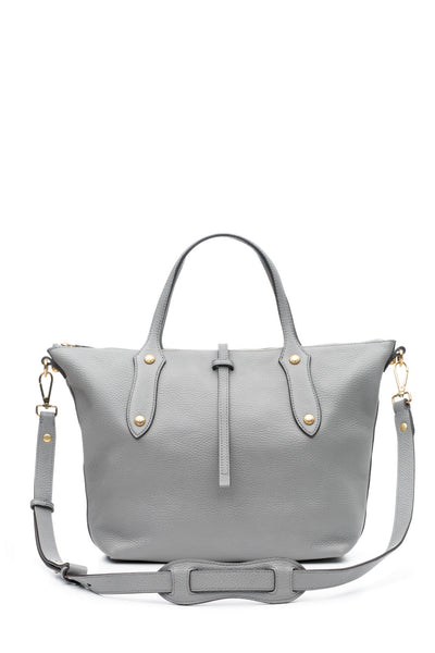 Large Cloudia Satchel Graphite