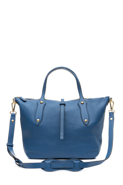 Large Cloudia Satchel Marine