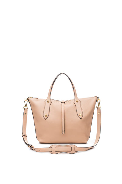 Large Cloudia Satchel Almond
