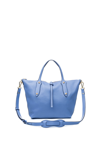 Large Cloudia Satchel Periwinkle