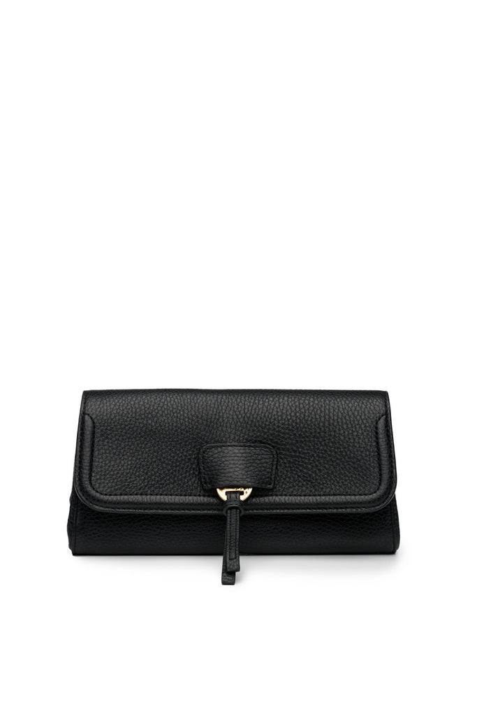 Collette Clutch in Black
