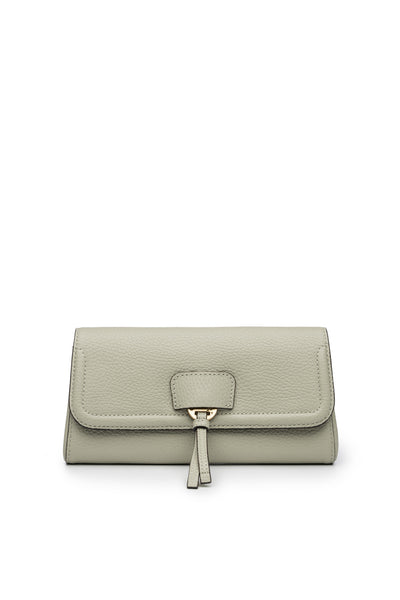 Collette Clutch in Dove