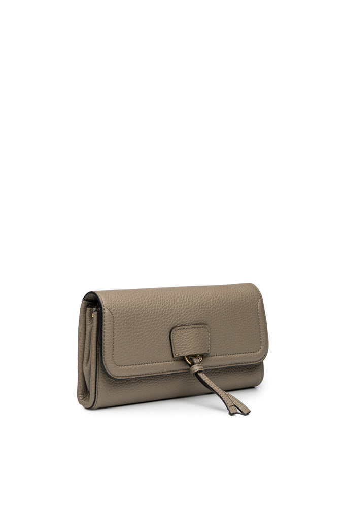 Collette Clutch in Champagne