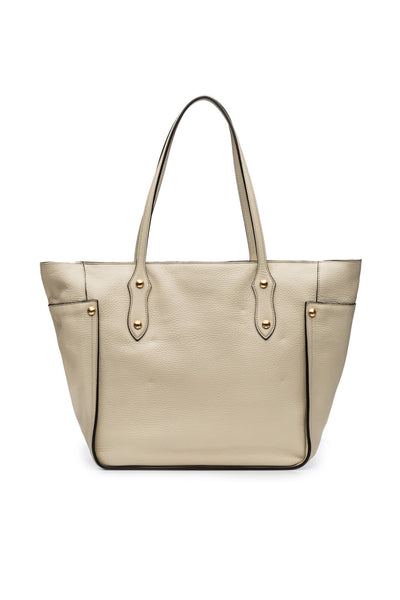 Cristobel Tote in Bone