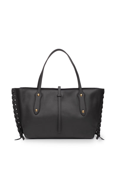 Eleanor Tote in Charcoal