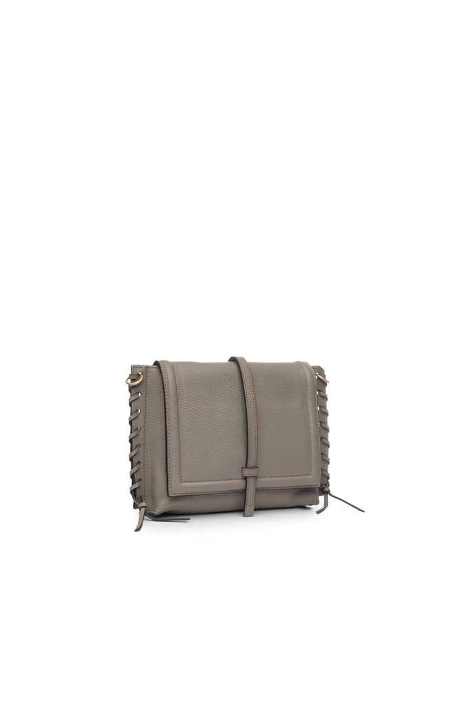 Elizabeth Saddle Bag Charcoal