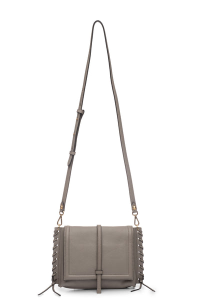 Elizabeth Saddle Bag Ash