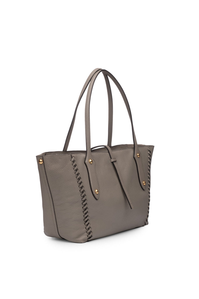 Esme Tote in Barberry