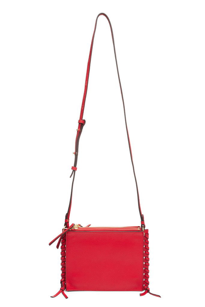 Everly Crossbody Crimson