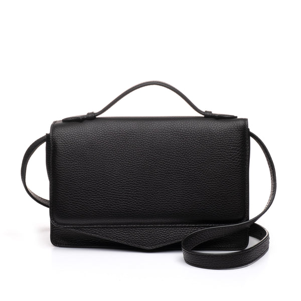 Flynn Crossbody Black