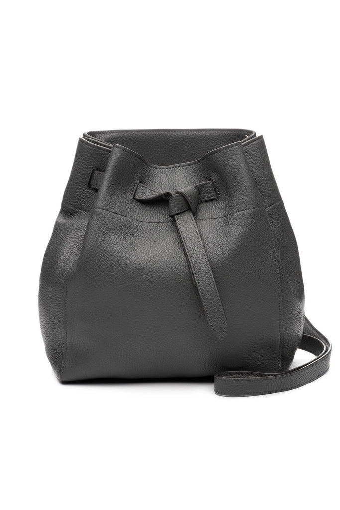 Medium Georgia Bucket Charcoal