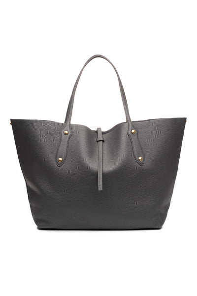 Large Isabella Tote Charcoal