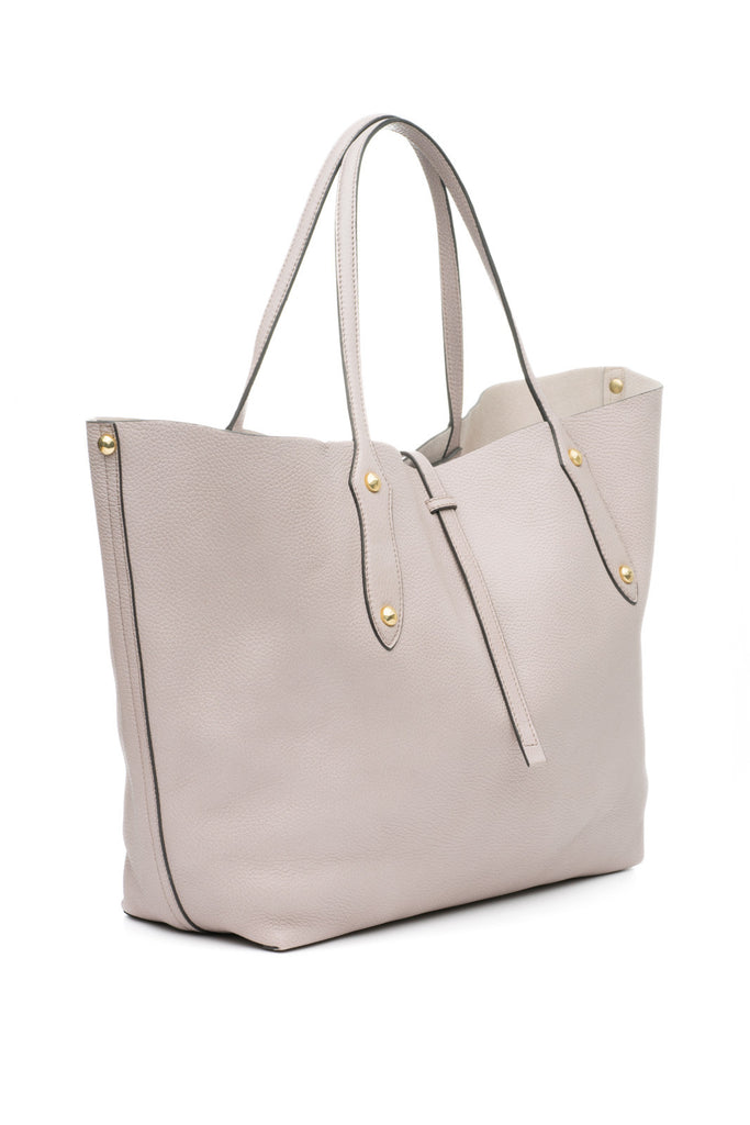 Large Isabella Tote Ivory