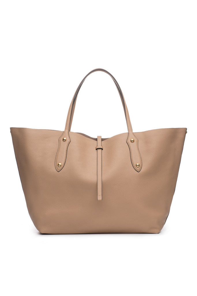 Large Isabella Tote Wheat