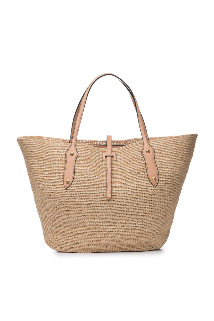 Large Sunny Bag Natural/Vachetta