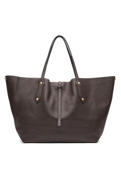 Large Isabella Tote Chocolate