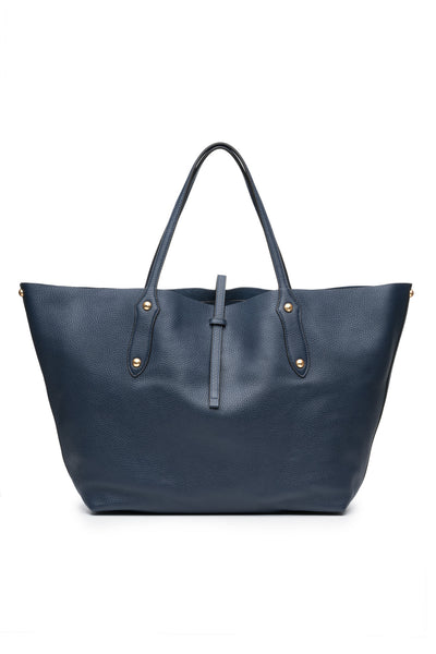 Large Isabella Tote Navy