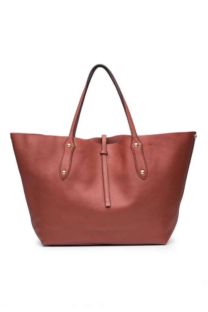 Large Isabella Tote Rust